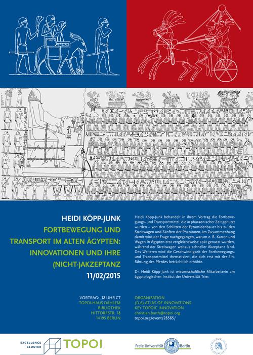 Poster: Vortrag Koepp-Junk