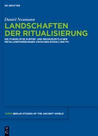 book cover Landschaften der Ritualisierung