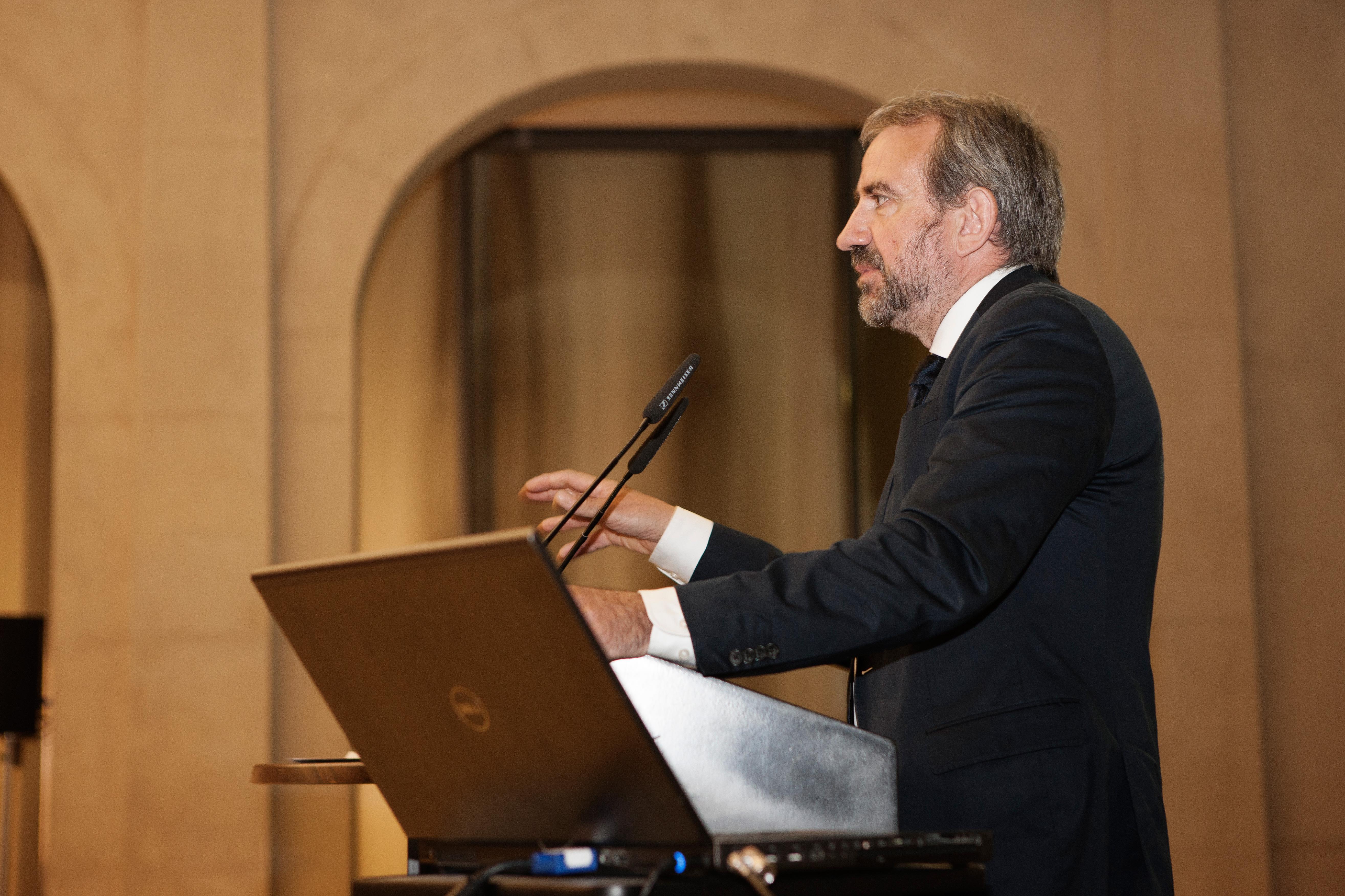 Hermann Parzinger, Präsident der Stiftung Preußischer Kulturbesitz