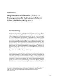 Cover BSA 038 Artikel Bocher