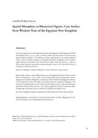 Cover BSA 039 Artikel Di Biase-Dyson