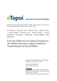 Cover Artikel Därmann et al. eTopoi SpV 6