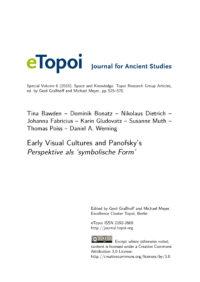 Cover Artikel Bawden et al. eTopoi SpV 6