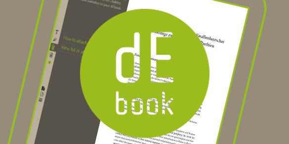 dEbook mit Logo