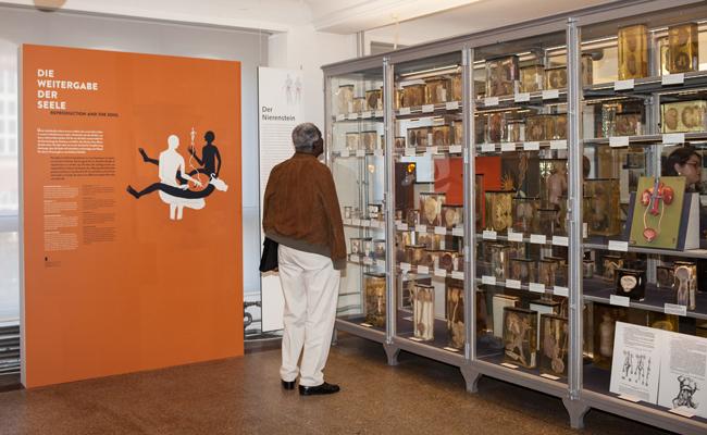 Visitors at the exhibition | Photo: Topoi