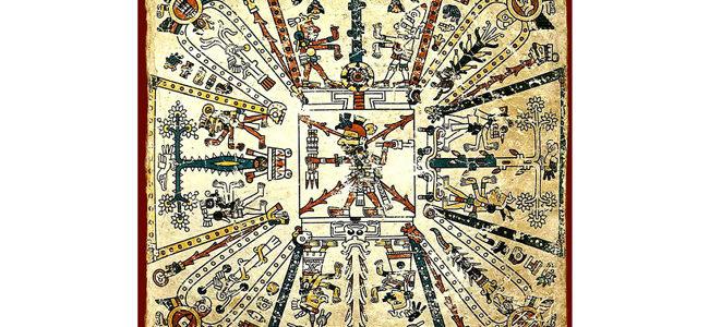 Cover of Codex Fejéváry Mayer | © Famsi/Akademische Druck- und Verlagsanstalt Graz