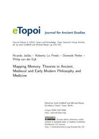 Cover Artikel Juliao et al eTopoi SpV 6