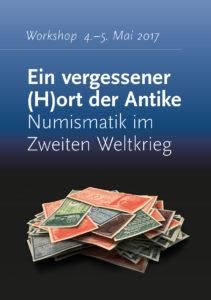 Numismatik im Zweiten Weltkrieg, Programm