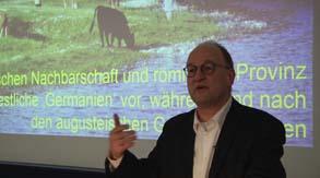 Michael Meyer | Das westliche 'Germanien' vor, während und nach den augusteischen Germanenkriegen | 6.12.2016