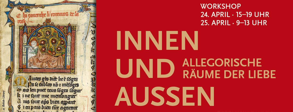 """Conference poster """"Innen und Aussen"""