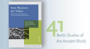 Cover: Vom Wandern der Völker