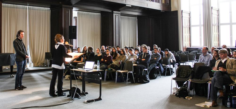Topoi in der Schule: Humboldt-Gymnasiums Berlin November 2017