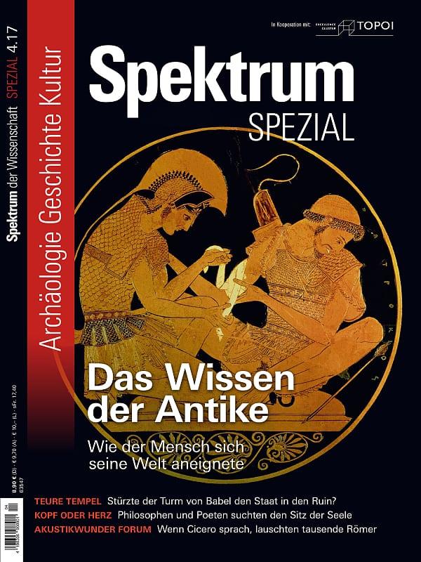 Cover Spektrum