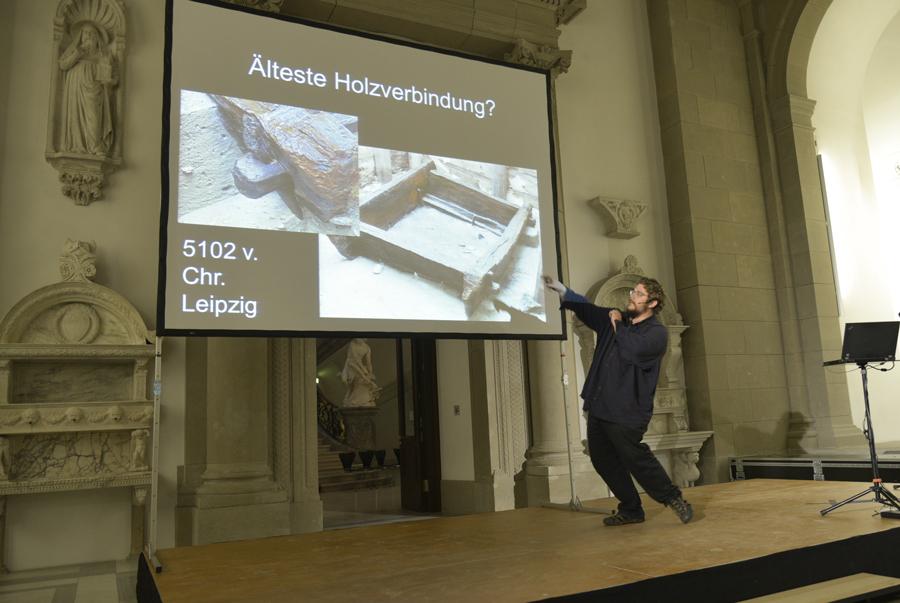 2. Antiquity Slam 2017 Bode-Museum   Autor: Nina Diezemann   Quelle: Topoi   © Topoi