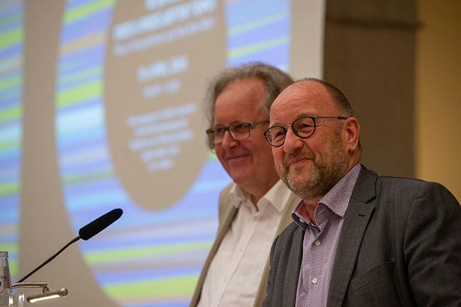 10 Jahre Topoi | Jahrestagung des Exzellenzclusters Topoi am 19. April 2018 | Fotos: Bernd Wannenmacher | Copyright: Topoi