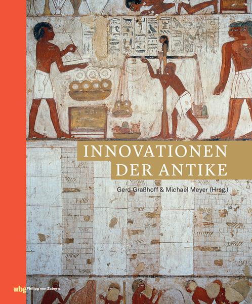 Cover: Innovationen der Antike