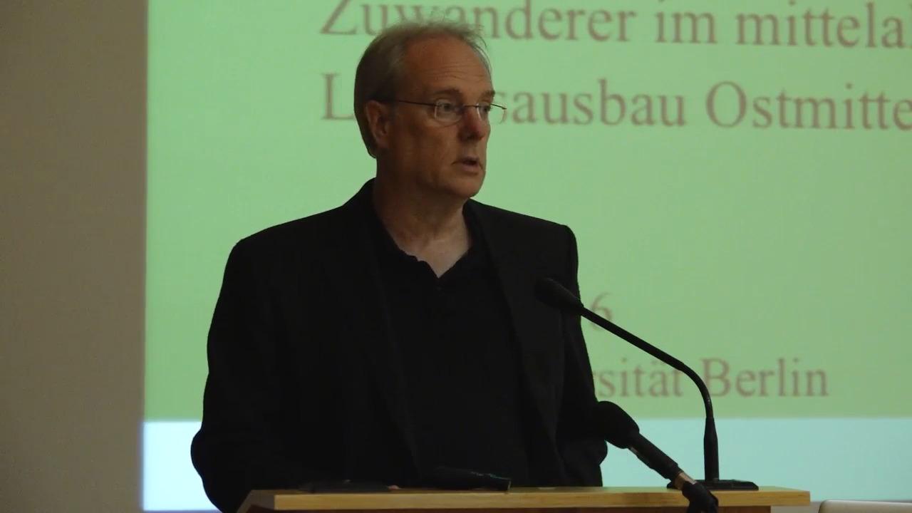 Matthias Hardt | Sachsen und Franken, Männer aus Lothringen und Flandern | 29.6.2016