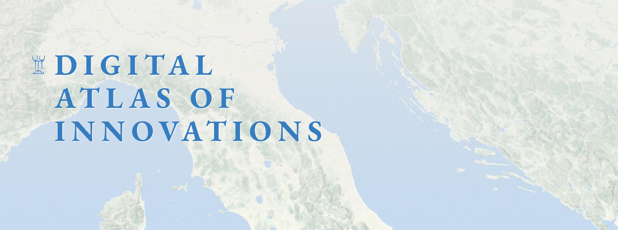 Digitaler Atlas der Innovationen